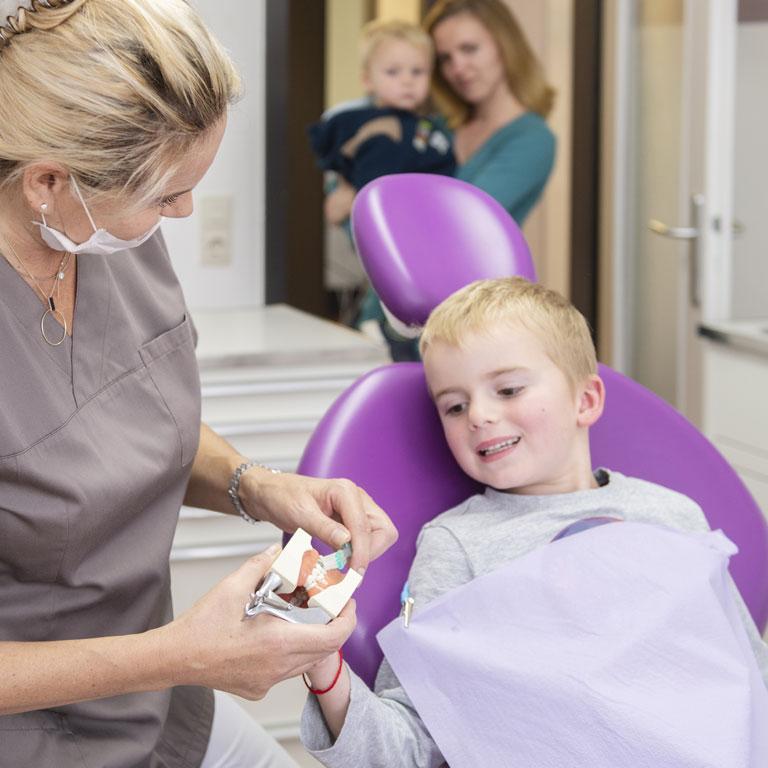 Kinderzahnheilkunde Monheim